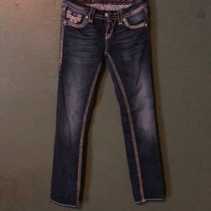 Rock revival straight size 26